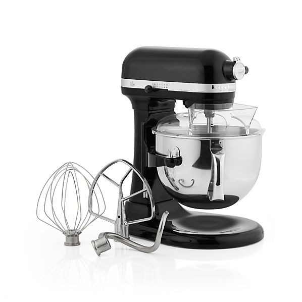 KitchenAidProfMixer600BlkF16