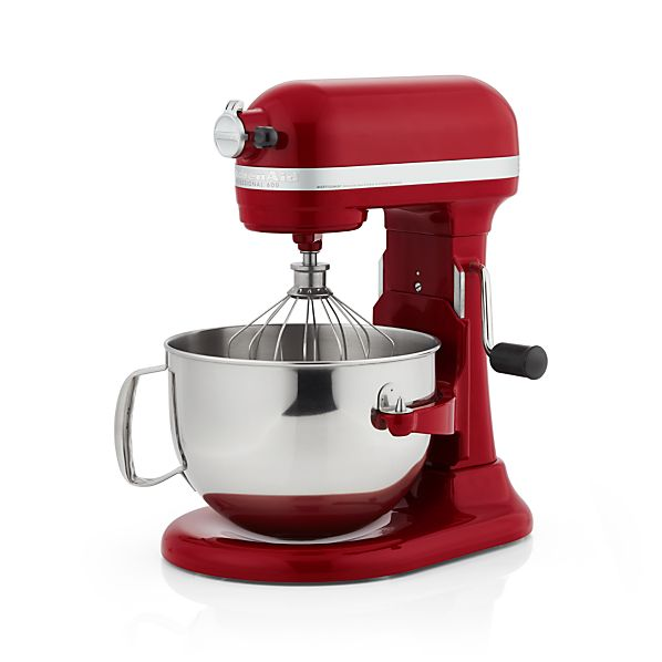 KitchenAidProfMixer600RdAVF16