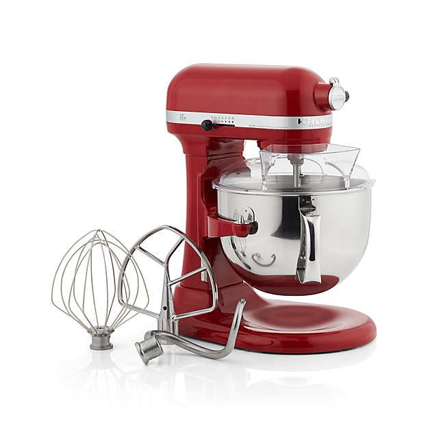 KitchenAid ® Pro 600 Empire Red Stand Mixer - Image 1 of 3