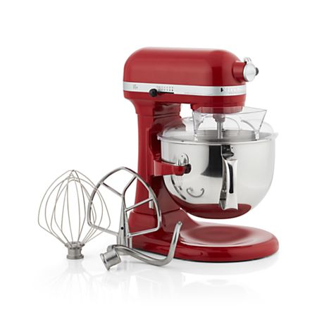 KitchenAid ® Pro 600 Empire Red Stand Mixer