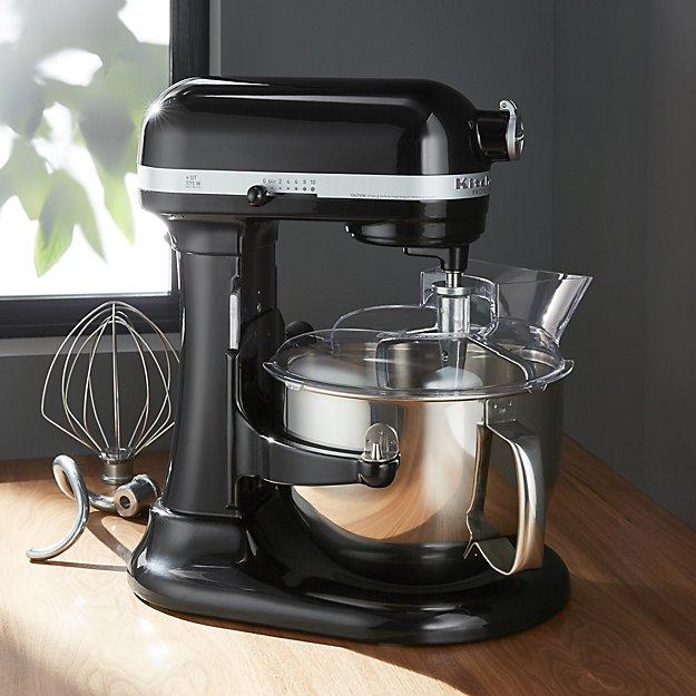 KitchenAid ® Pro 600 Onyx Black Stand Mixer
