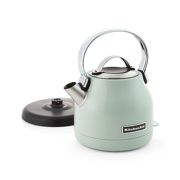 Kitchenaid Pistachio Electric Kettle In Teapots