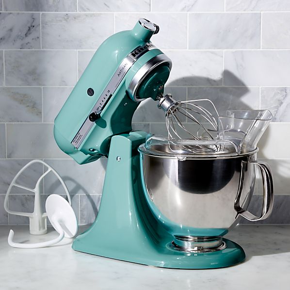Kitchenaid Ksm150psaq Artisan Aqua Sky Stand Mixer Reviews