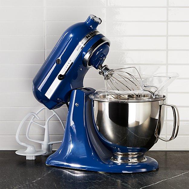 Kitchenaid Ksm150psbw Artisan Blue Willow Stand Mi Crate