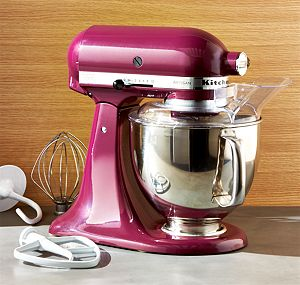 KitchenAid ® Artisan Boysenberry Stand Mixer