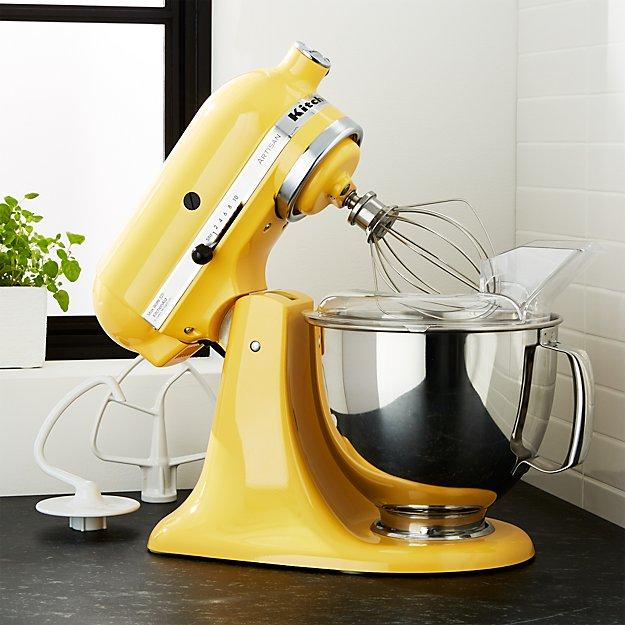 KitchenAid ® Artisan Buttercup Stand Mixer