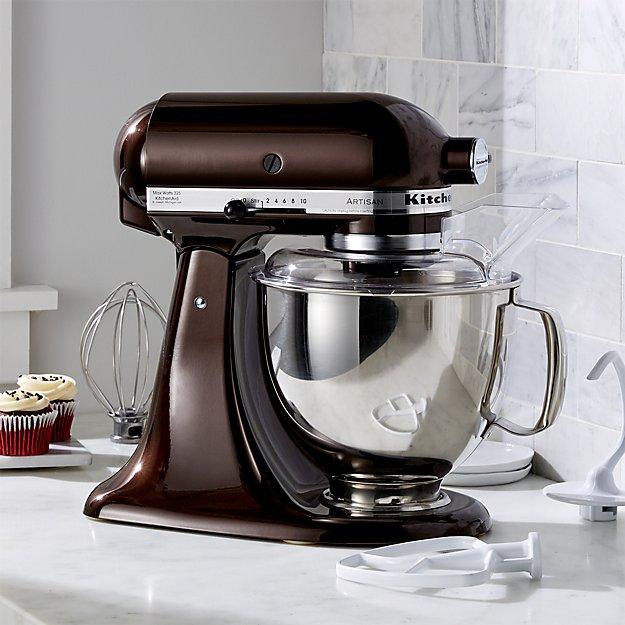 Kitchen Aid Espresso Color