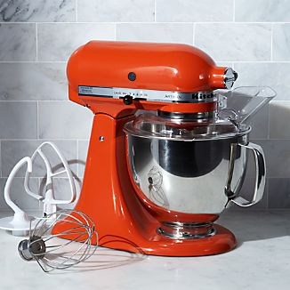 KitchenAid ® Artisan Persimmon Stand Mixer