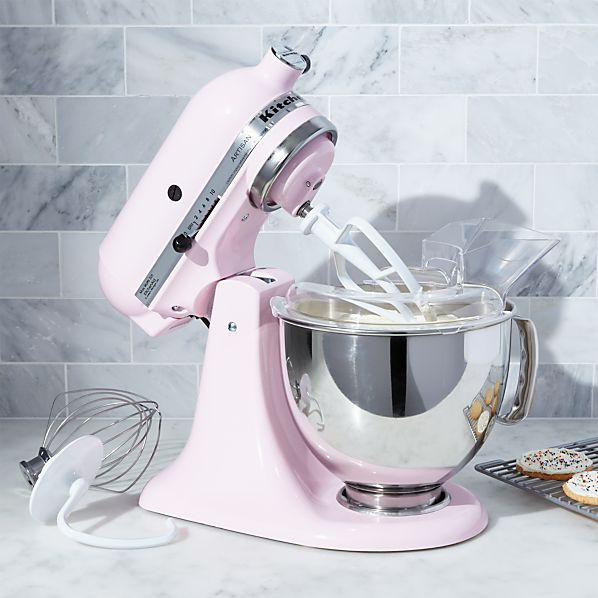 KitchenAidStdMxrPinkSHF16