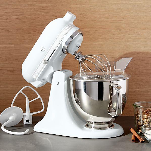 KitchenAid KSM150PSWW Artisan White On White Stand + Reviews ...