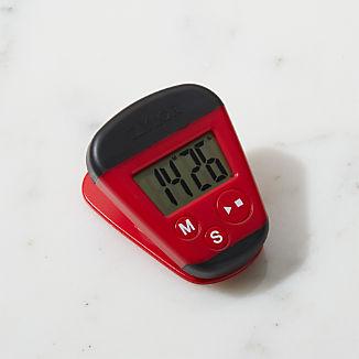 Taylor ® Kitchen Clip Digital Timer