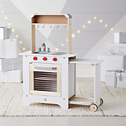 Kids Wood Kitchen Sets | Crate and Barrel