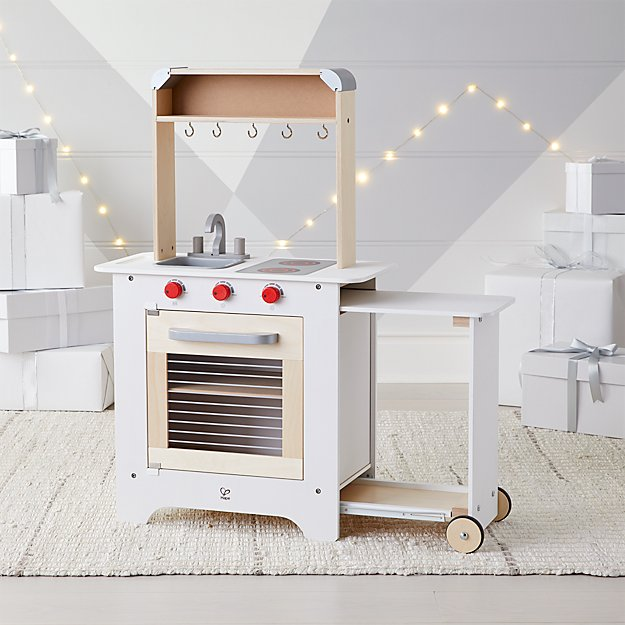 Hape Play Kitchen Reviews Crate And Barrel