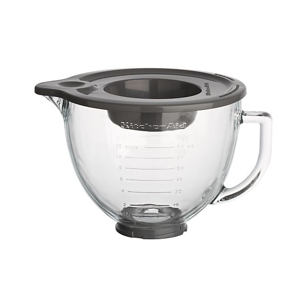 Kitchenaid5QtGlassBowlF10
