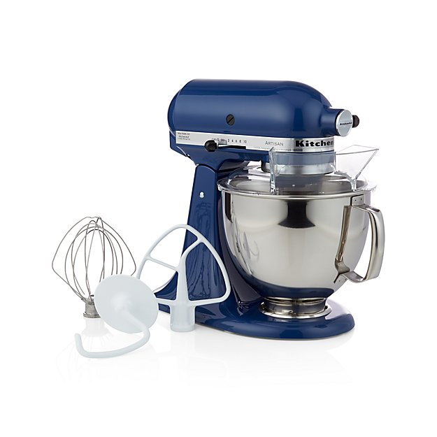 KitchenAid KSM150PSBW Artisan Blue Willow Stand Mi + Reviews | Crate And  Barrel