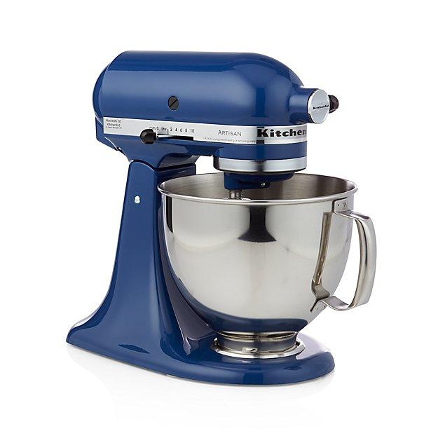Superbe KitchenAid KSM150PSBW Artisan Blue Willow Stand Mi + Reviews   Crate And  Barrel