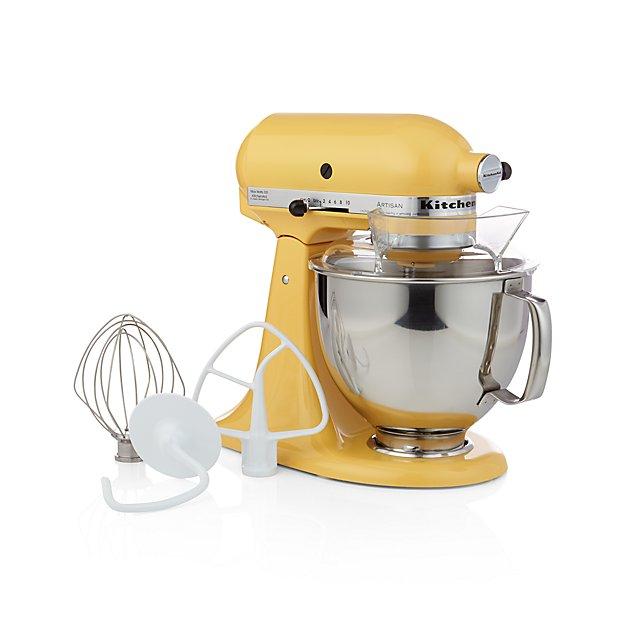 KitchenAid ® Artisan Buttercup Stand Mixer - Image 1 of 6