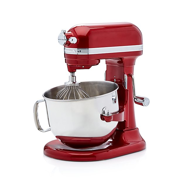 KitchenAid ® Pro Line Candy Apple Red Stand Mixer - Image 1 of 2