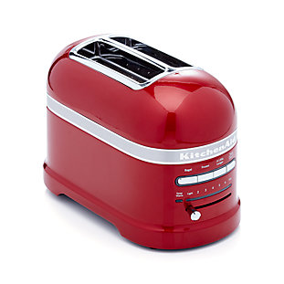 artisan toaster and pin red kitchenaid empire slot kettle set