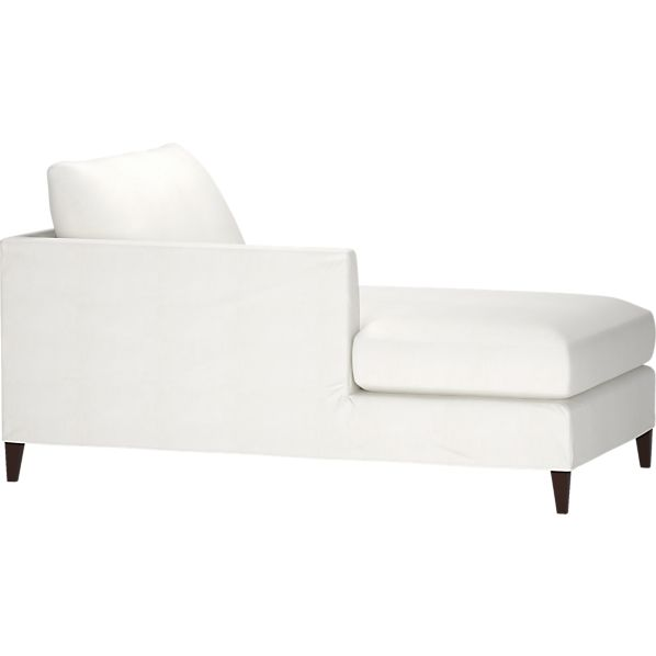 Klyne Left Arm Chaise Slipcover Only