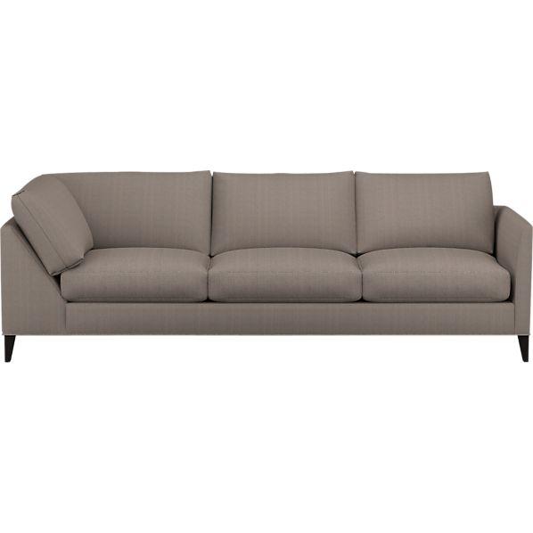 Klyne Right Arm Sectional Corner Sofa