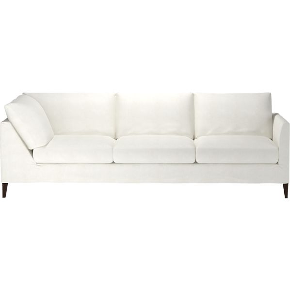 Klyne Right Arm Chaise Slipcover Only
