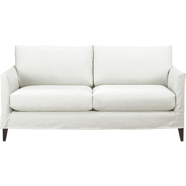 Klyne Slipcovered Apartment Sofa