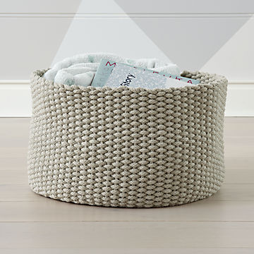 Swell Baskets Wicker Wire Woven And Rattan Crate And Barrel Ibusinesslaw Wood Chair Design Ideas Ibusinesslaworg