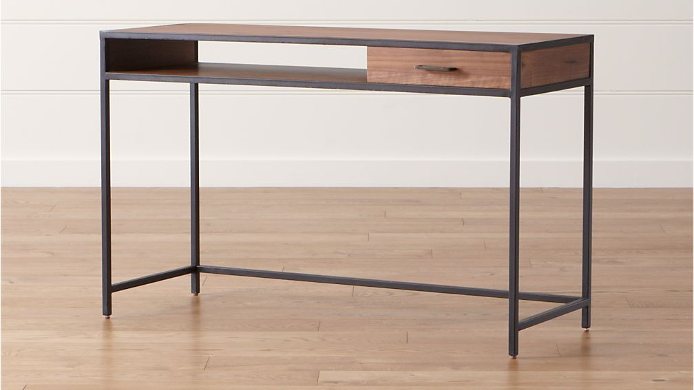 Service Writer Desk ~ Knox writing desk reviews crate and barrel