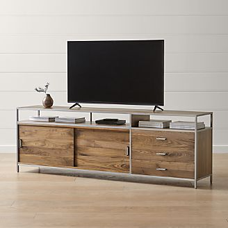 465388f9a24e6f TV Stands, Media Consoles   Cabinets   Crate and Barrel