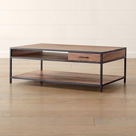 Knox Storage Coffee Table