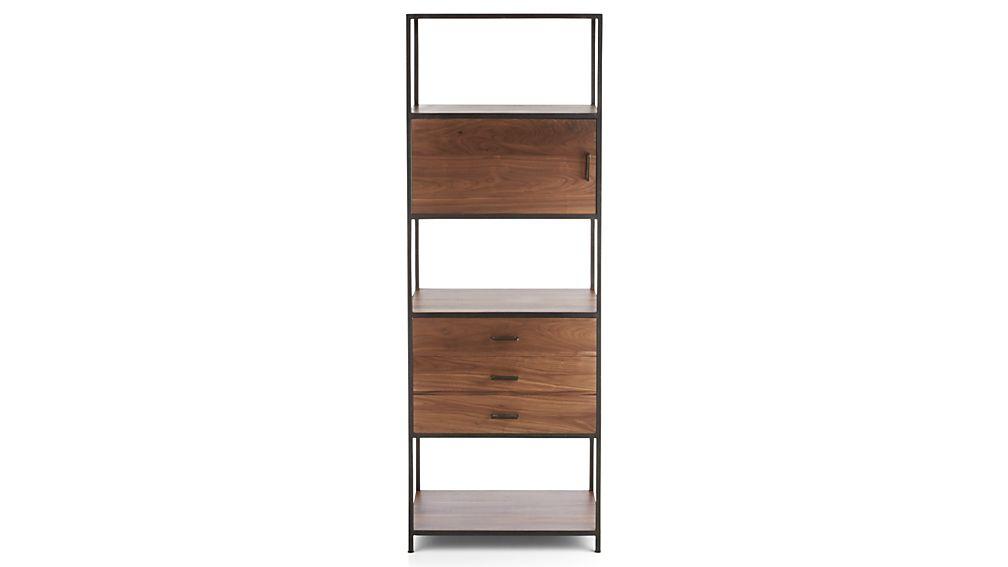 Good Knox Tall Storage Bookcase; Knox Tall Storage Bookcase ...