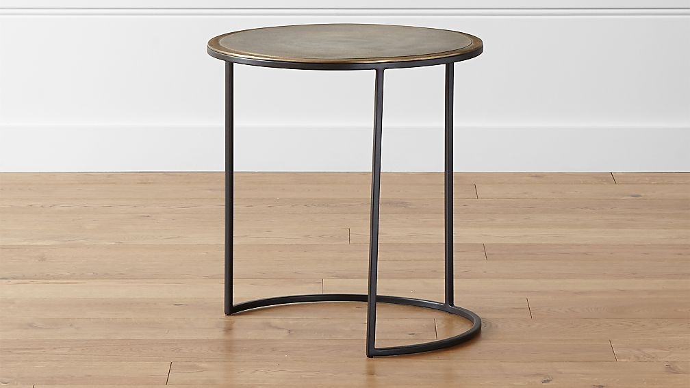 Knurl Large Accent Table - Image 1 of 8