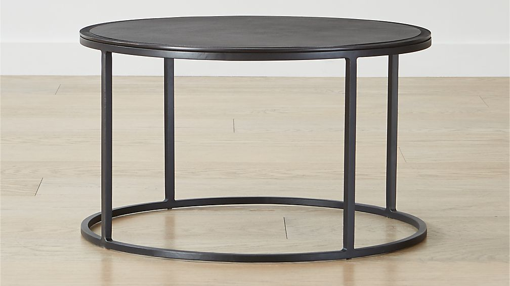 Knurl Small Coffee Table - Image 1 of 5