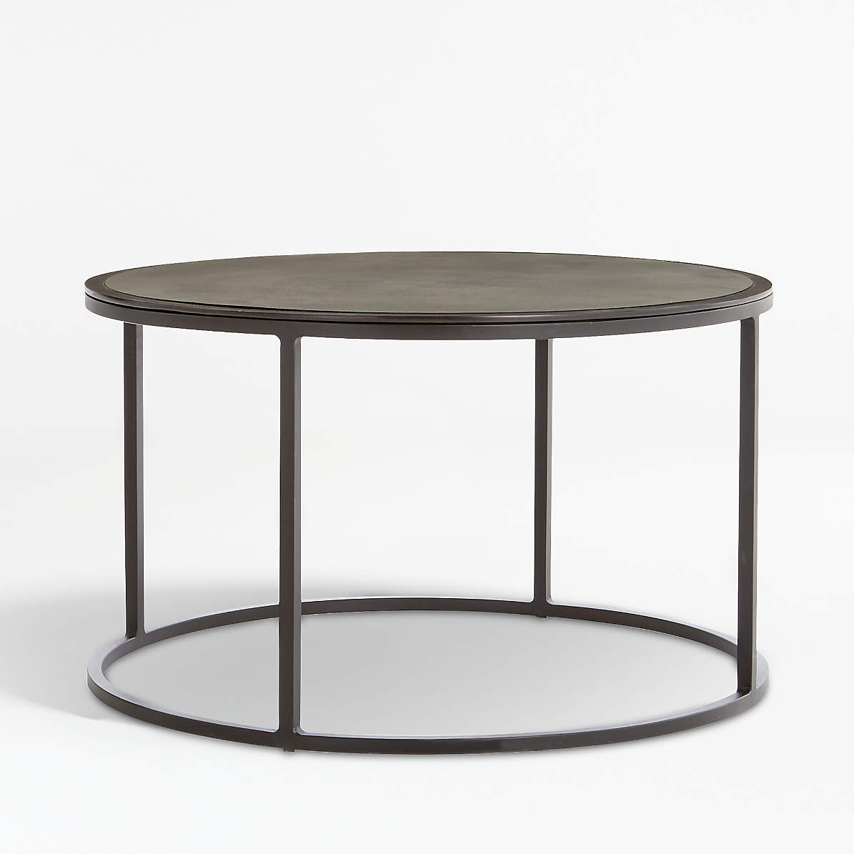 Knurl Small Coffee Table Reviews Crate And Barrel Canada