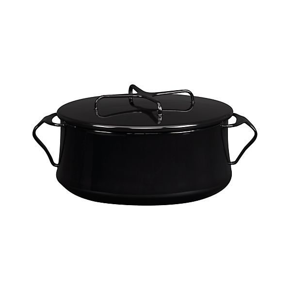 Dansk ® Kobenstyle Black 4-Quart Casserole