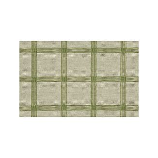 Koen Grid Green Indoor-Outdoor 2'x3' Rug