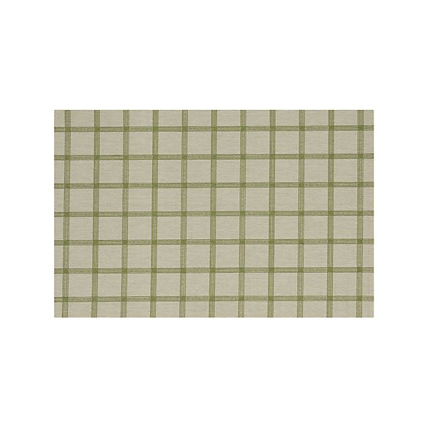KoenGridGreen5x8RugS16