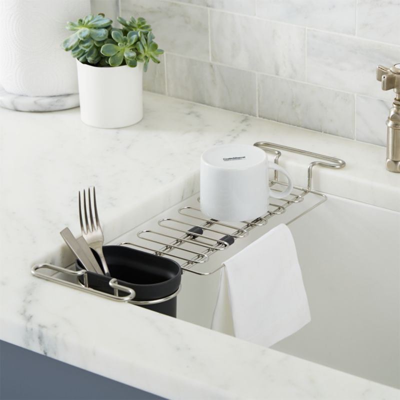 Kohler Sink Utility Rack in Utility & Kitchen Helpers + Reviews ...