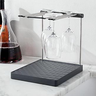 Kohler ® Wine Glass Drying Rack