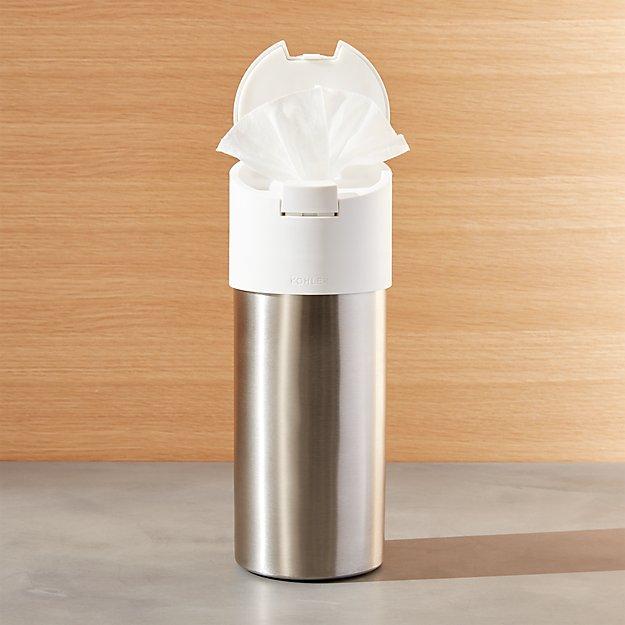 Kohler ® Wipes Dispenser