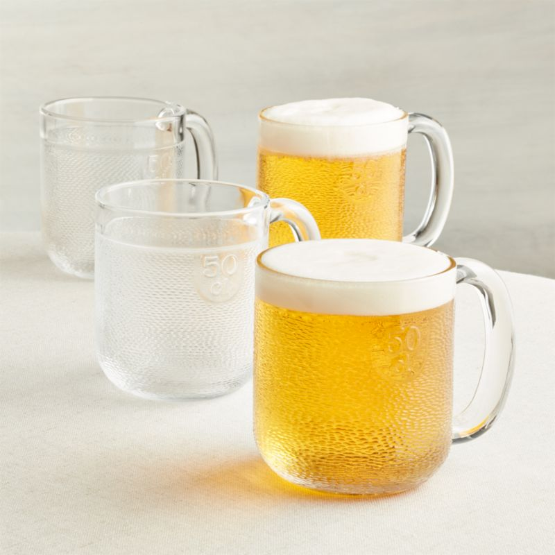 Beer Glasses: Mugs, Pints, Steins and More | Crate and Barrel
