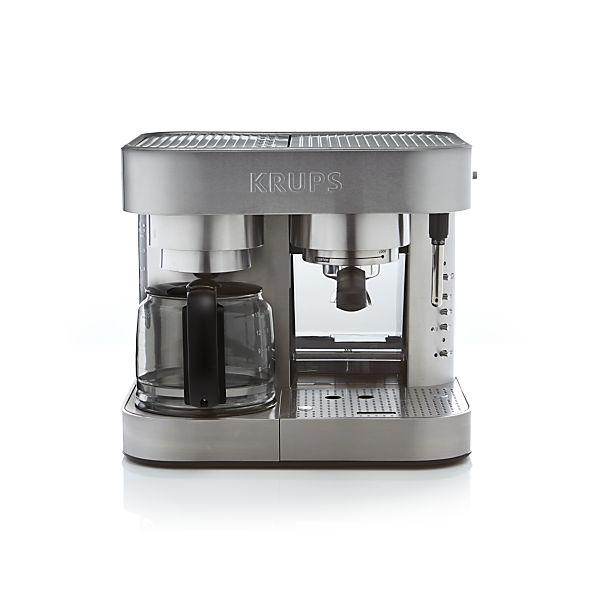 Krups ® Combination Espresso-Coffee Maker