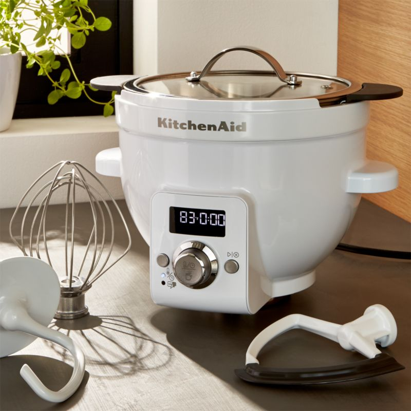 kitchenaid � precise heat bowl | crate and barrel