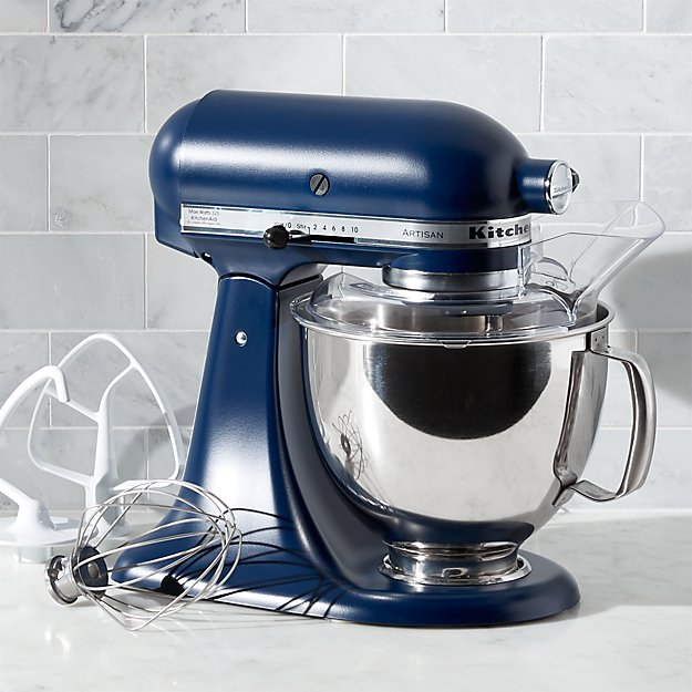 Kitchenaid Ink Blue Stand Mixer