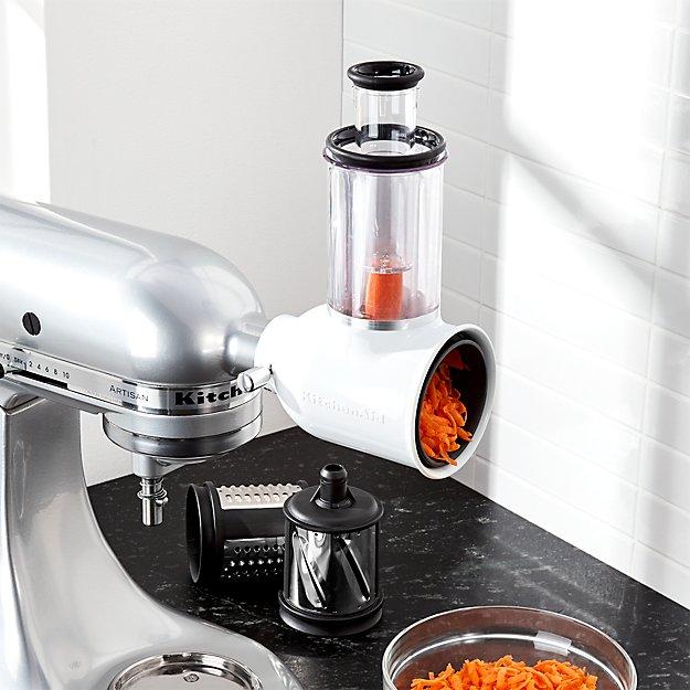 Kitchenaid Fresh Prep Slicer Shredder Attachment Reviews