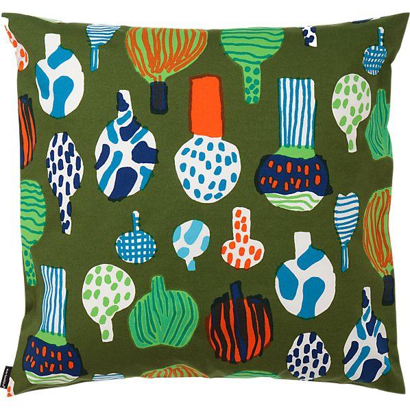 "Marimekko Kuukuna 20"" Pillow"