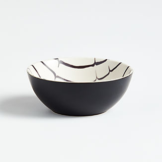 Kyoto Black-and White-Mini Bowl