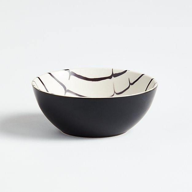 Kyoto Black-and White-Mini Bowl - Image 1 of 4