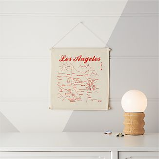 Hanging wall decor Decoration Ideas Los Angeles Wall Hanging Crate And Barrel Hanging Wall Decor Crate And Barrel